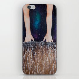 Rooted iPhone Skin