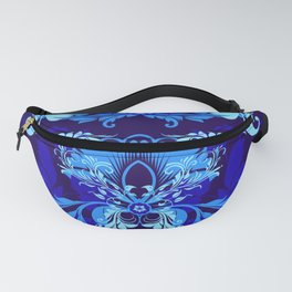 floral ornaments pattern cpt Fanny Pack