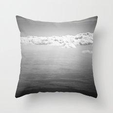 Blocking Rays Throw Pillow