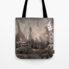Trouble  Tote Bag