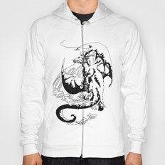 A Dragon from your Subconscious Mind #12 Hoody