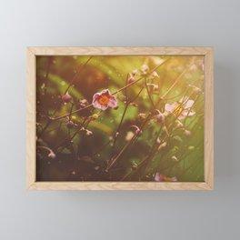 Little Flower (Version 4) Framed Mini Art Print