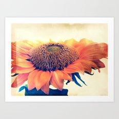 Sunny Side Up Art Print