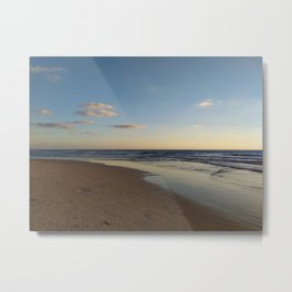 Israel sea Metal Print