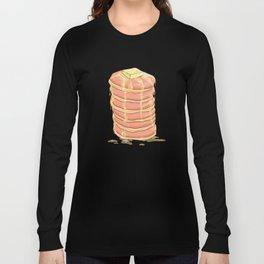 PANCAKES WITH HONEY Long Sleeve T-shirt