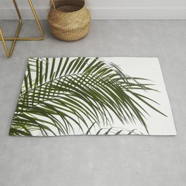 Palm Leaves IV Rug