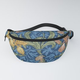 William Morris Flowers Fanny Pack