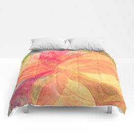 Circular Deconstruction Comforters