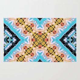 ethnic cross Rug