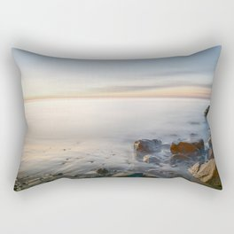 Sunset On The Cove Rectangular Pillow