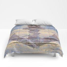 Rusty Anchor Grey Blue Beach Lake House Coastal Home Decor A177 Comforters