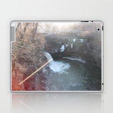 Pink Water Laptop & iPad Skin