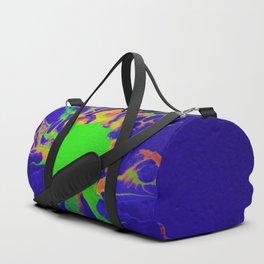 Blacklight Sunset 01 Duffle Bag