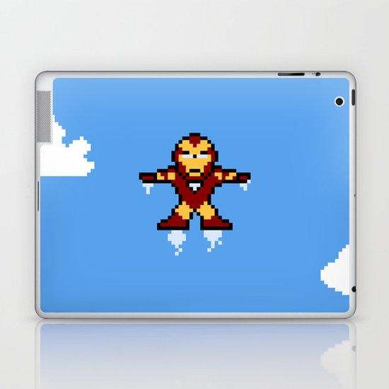 Iron Pixel Laptop & iPad Skin