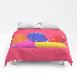 Minimal Crystals! Comforters