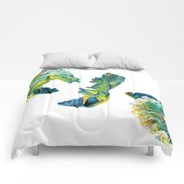 Ocean Dream- Betta Fish Comforters