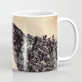 CROW-ded Coffee Mug
