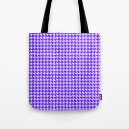 New Houndstooth 02191 Tote Bag