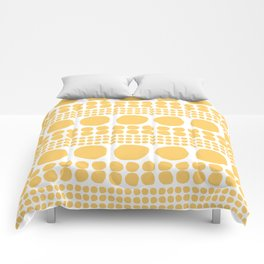 Sten gul Comforters