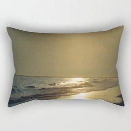 Breezy Point NYC Rectangular Pillow