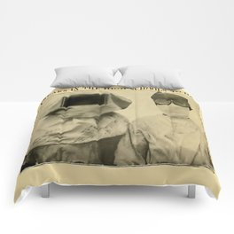 Freaks in the High Schools To-Day Comforters