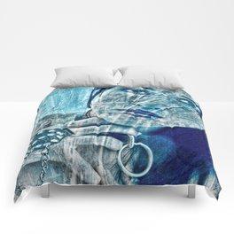 Slave Girl Comforters