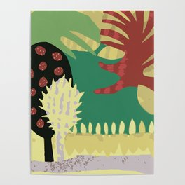 The little forest Poster
