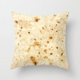 Burrito Baby/Adult Tortilla Blanket Throw Pillow