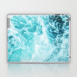 Perfect Sea Waves Laptop & iPad Skin