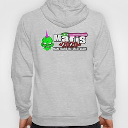 MARIS THE GREAT BANNER Hoody
