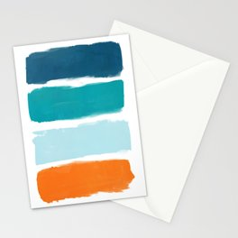 Day at the Beach Stationery Cards