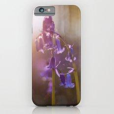 Bluebell Flowers Slim Case iPhone 6s