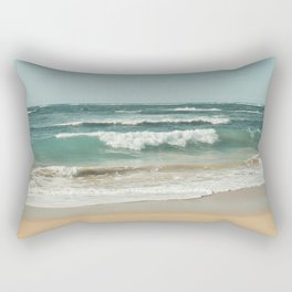 The Ocean of Joy Rectangular Pillow