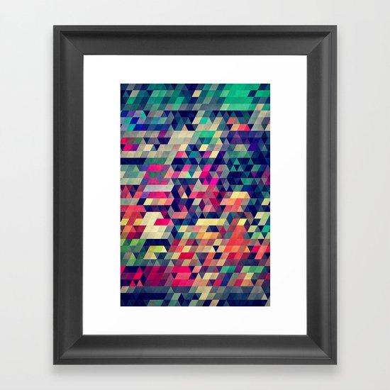 Atym Framed Art Print