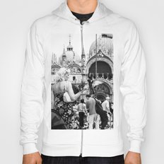 Birds of a Feather - St. Marks Square Italy Hoody