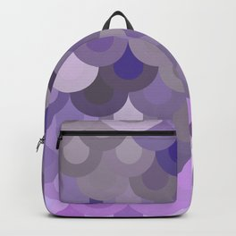 Purple Scales Backpack