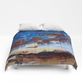 Velvet Virga Comforters