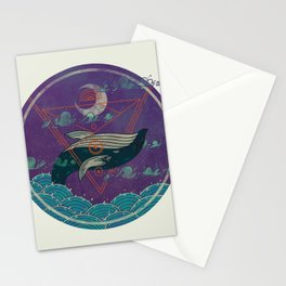 Nightly Ritual Stationery Cards