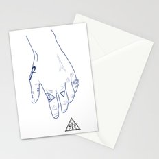Make My Hands Famous - Part I Stationery Cards