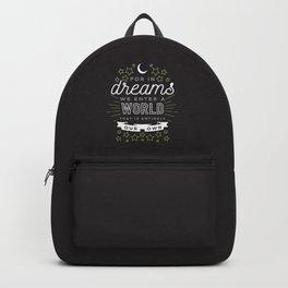 Dreams Backpack