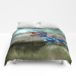 gonna be a killer someday Comforters