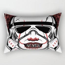 Clown Trooper Rectangular Pillow