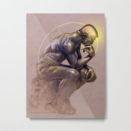 Healing From Within Metal Print