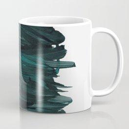 Abstract Minimalism #3 #minimal #ink #decor #art #society6 Coffee Mug