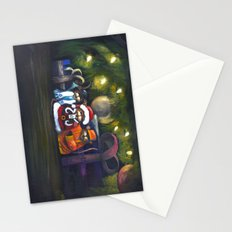 Merry Christmas World Stationery Cards