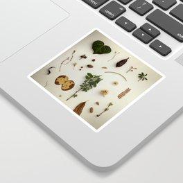 Botanical Party 006 Sticker