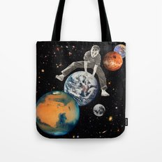 Star Hopper Tote Bag