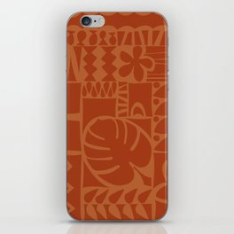 Firura iPhone Skin
