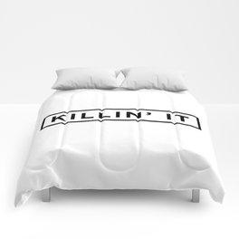 Killin it Comforters