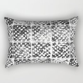 Crochet Impressions: GRANNY Rectangular Pillow